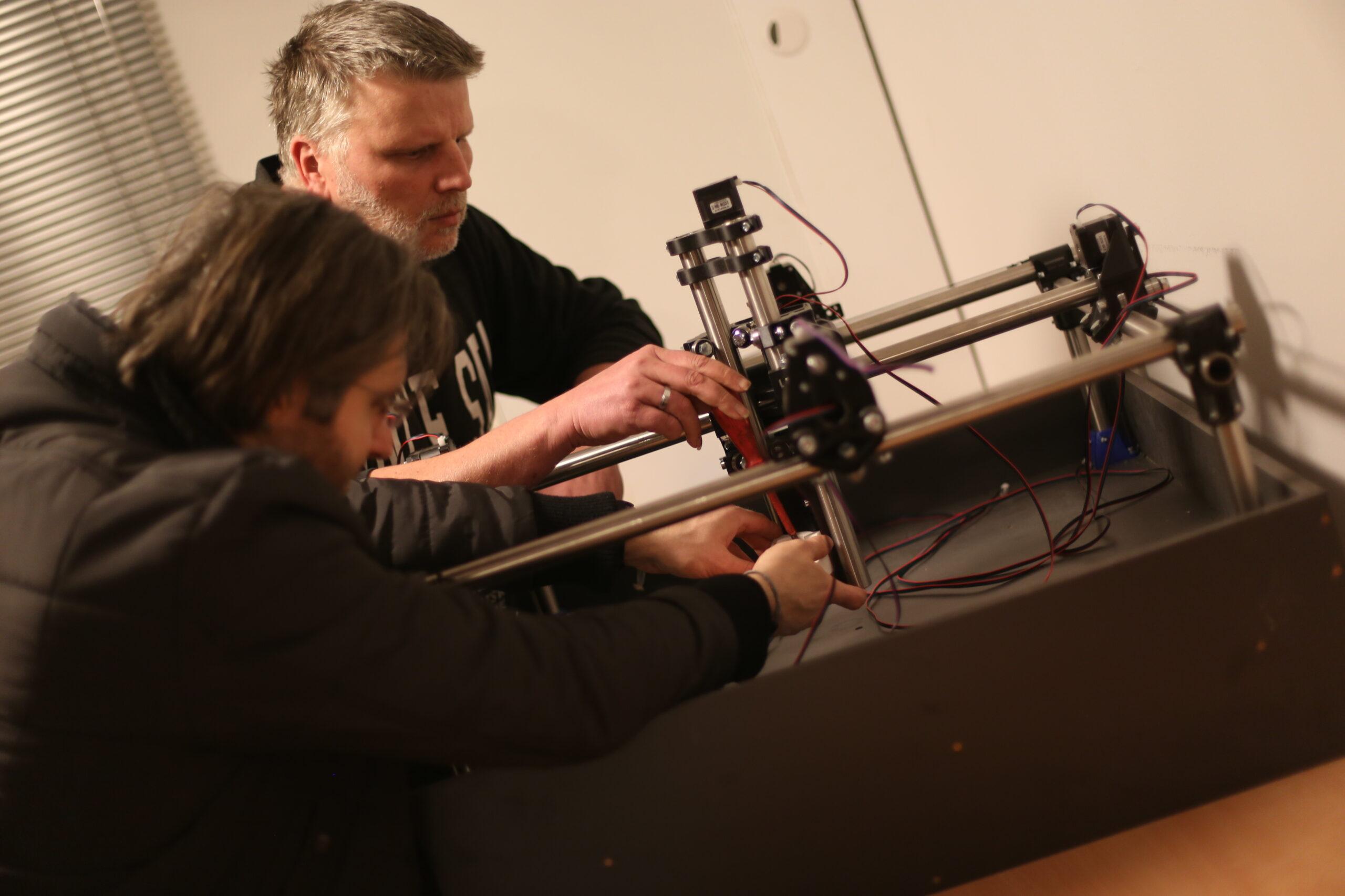 Maker an CNC